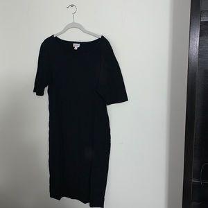 LULAROE - BLACK Julia Dress